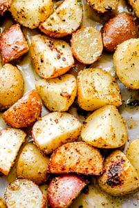 Airfryer Potatoes